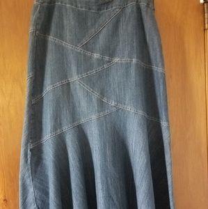 Catos Denim Skirt